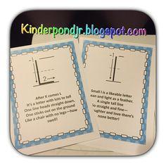 http://www.sharingkindergarten.com/2012/11/dr-jeans-letter-limericks-and-poems.html