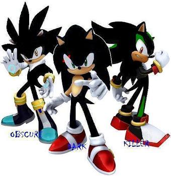 La  vida de dark the hedgehog<---- es lo mejor!!