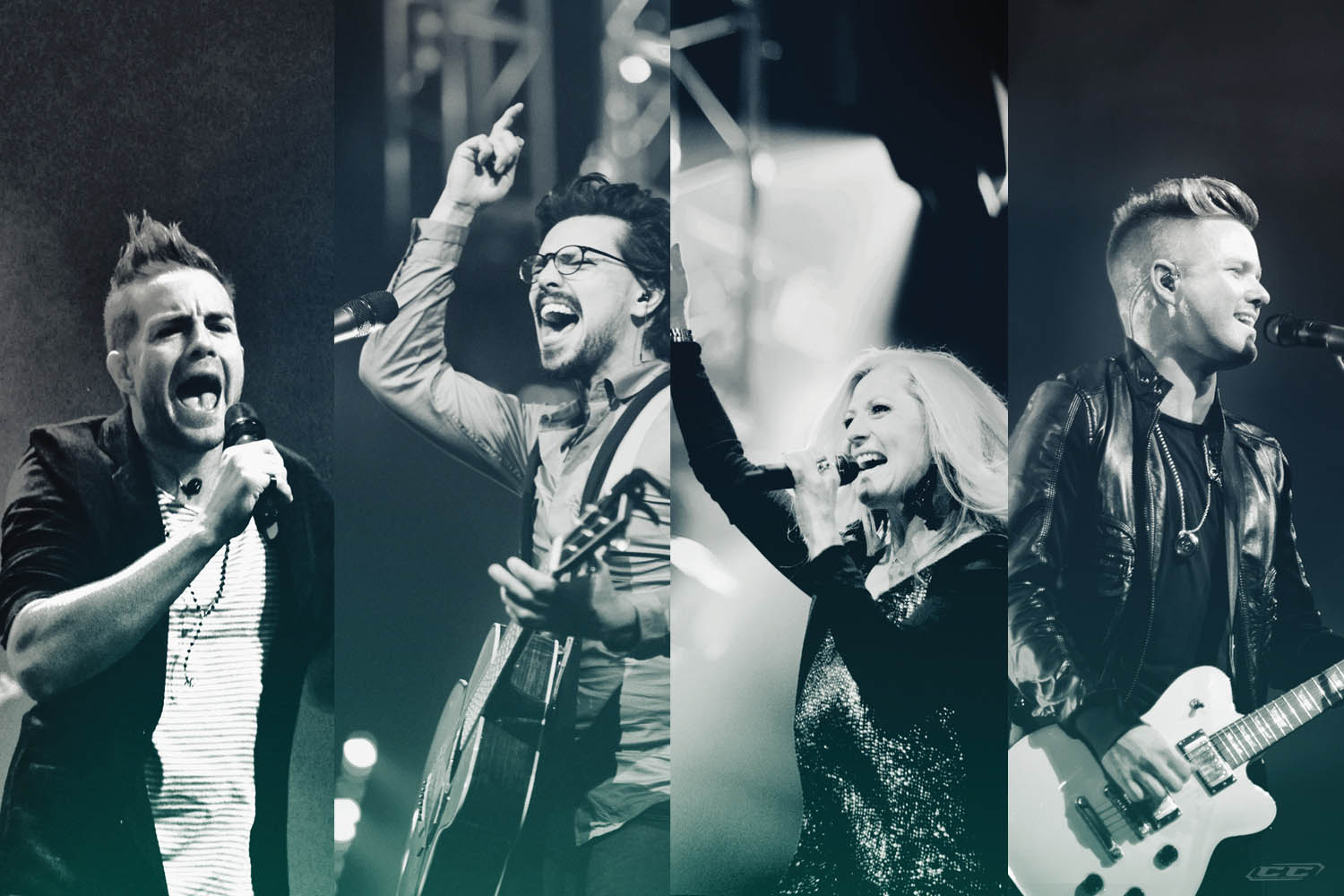 Planetshakers - Limitless 2013 Band Members