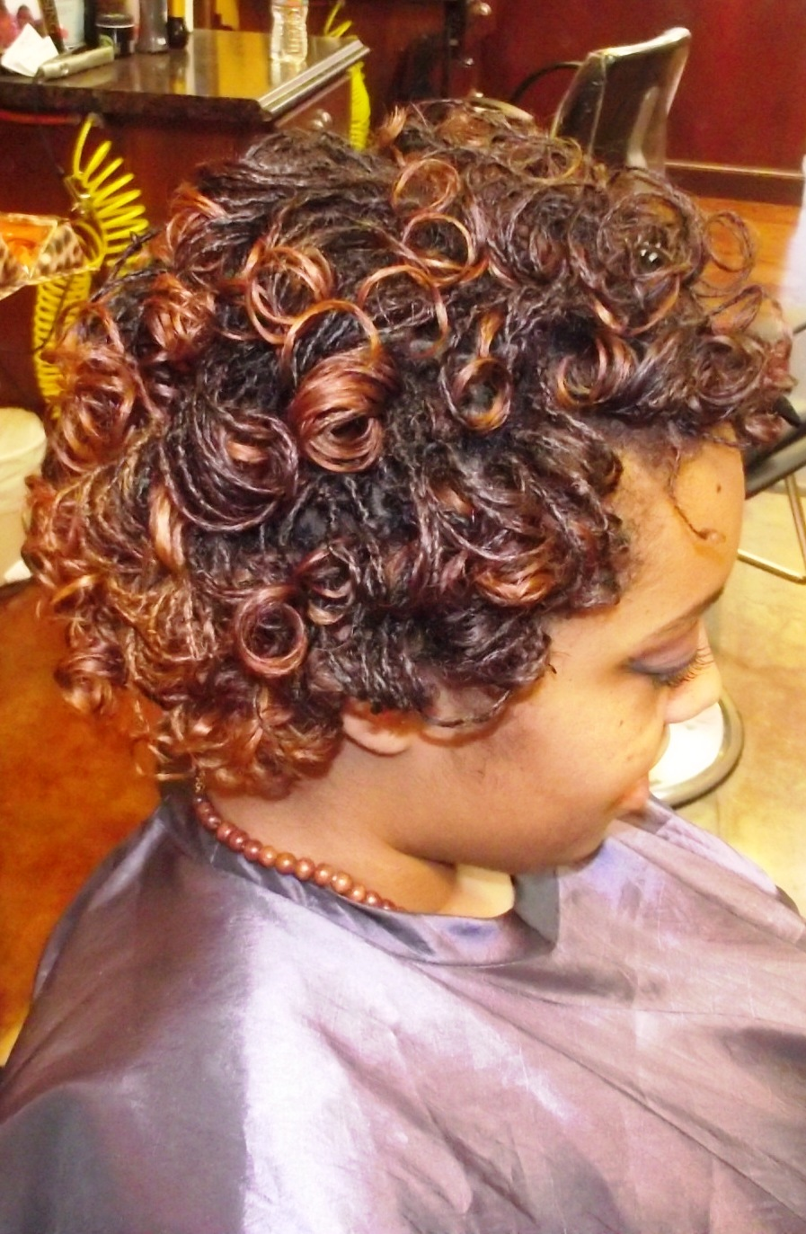 Black Natural Hair Care Salons In Maryland