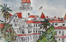 Arty Velarde Hotel Del Coronado Corner Of Rh Dana And