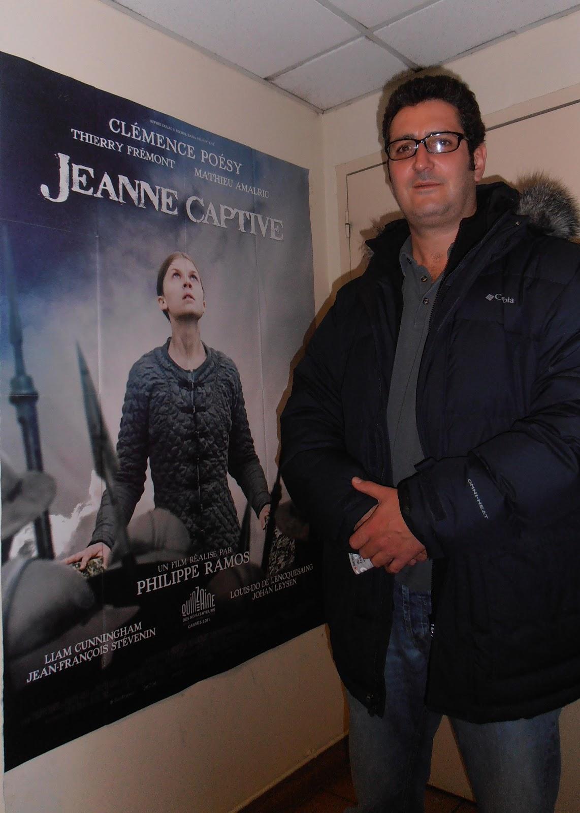 Jeanne captive michel zana - Cinema les 400 coups villefranche sur saone ...