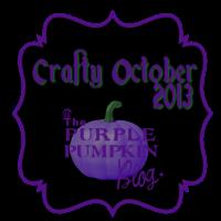 Crafty October 2013 Halloween Link Party