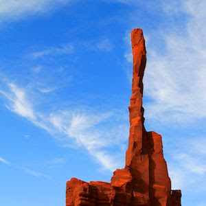 Monument Valley - Totem Pole