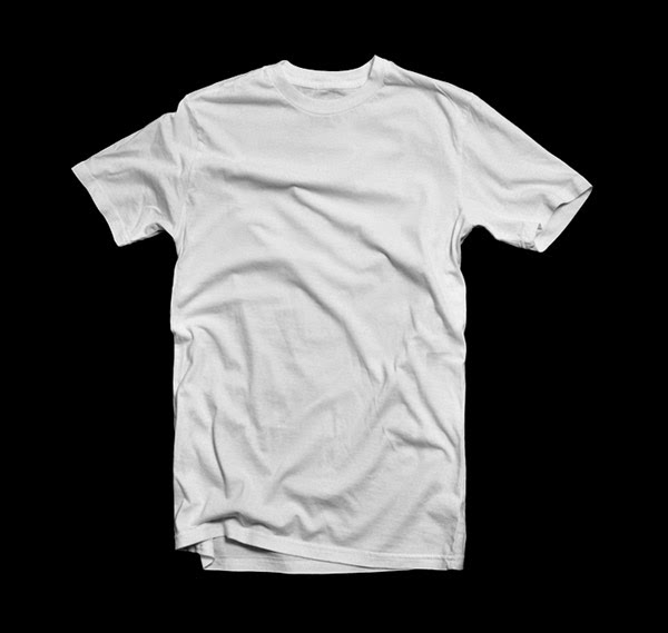 Download T-Shirt Mockup Terbaru Gratis - ANGELACEVEDO BLANK T-SHIRT – WHITE 001