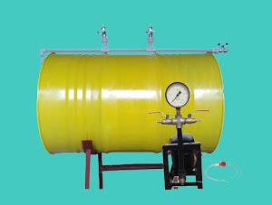 Установка для производства биогаза метана UA-35012971-1