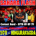 SAHARA FLASH LIVE IN HINGURAKGODA 2013