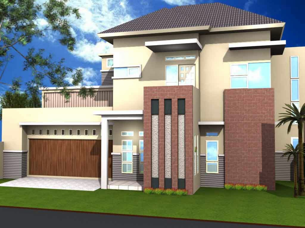 kombinasi warna cat luar rumah 3672 joy studio design