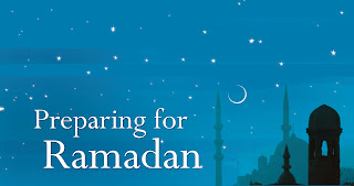 preparing for Ramadan Desktop Wallpaper