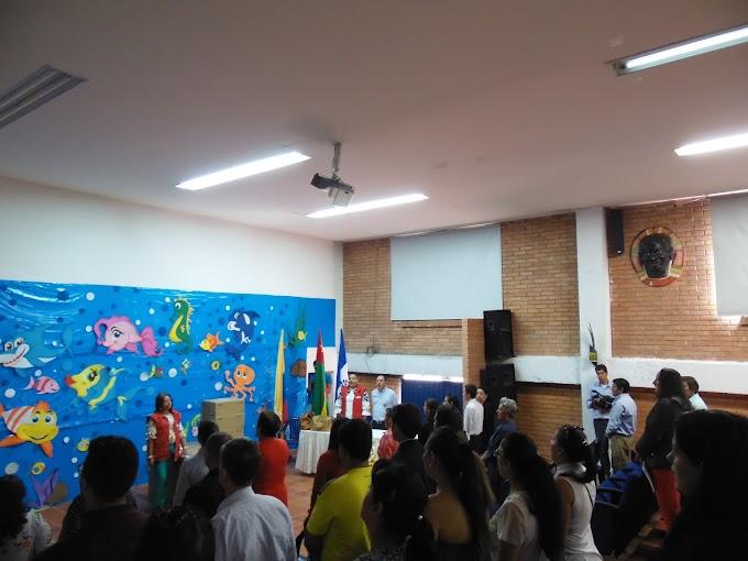 Unidad para las Víctimas le adelantó la Navidad a las Instituciones Educativas de Málaga