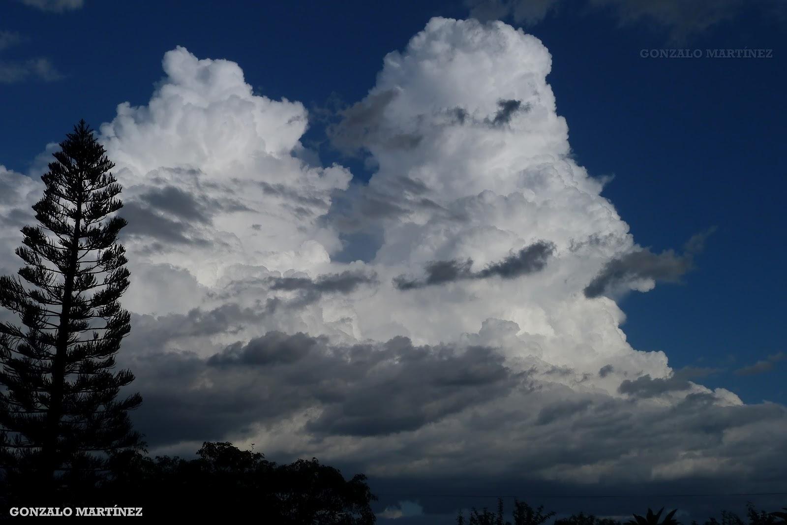 Cumulonimbus Clouds Thunderstorms