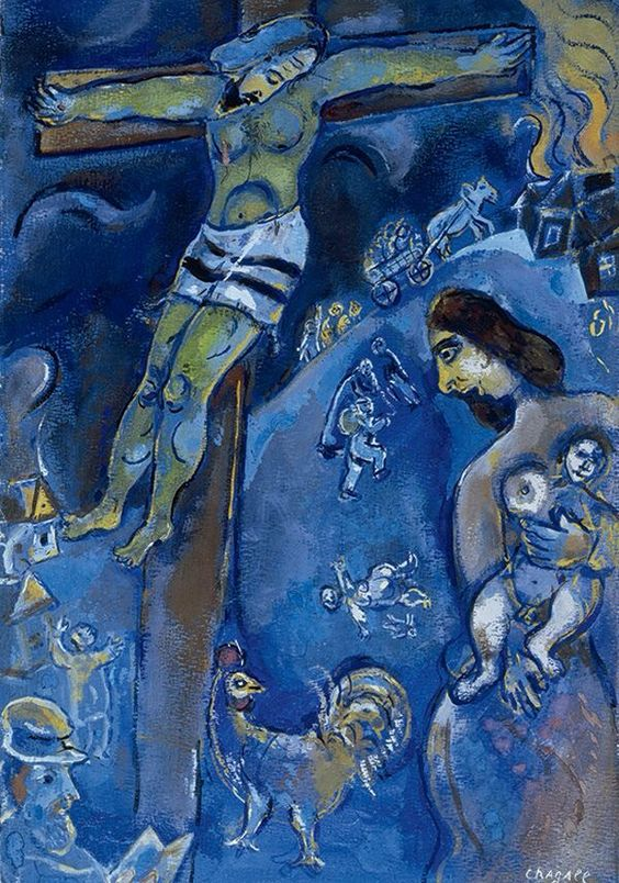 Marc Chagall, Persecution, 1941