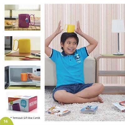 16 Katalog Harga dan Promo Tupperware Terbaru Bulan Agustus 2013