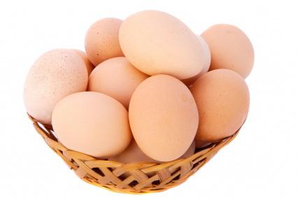 Telur yang sering di gunakan adalah telur ayam, telur puyuh, dan telur ...