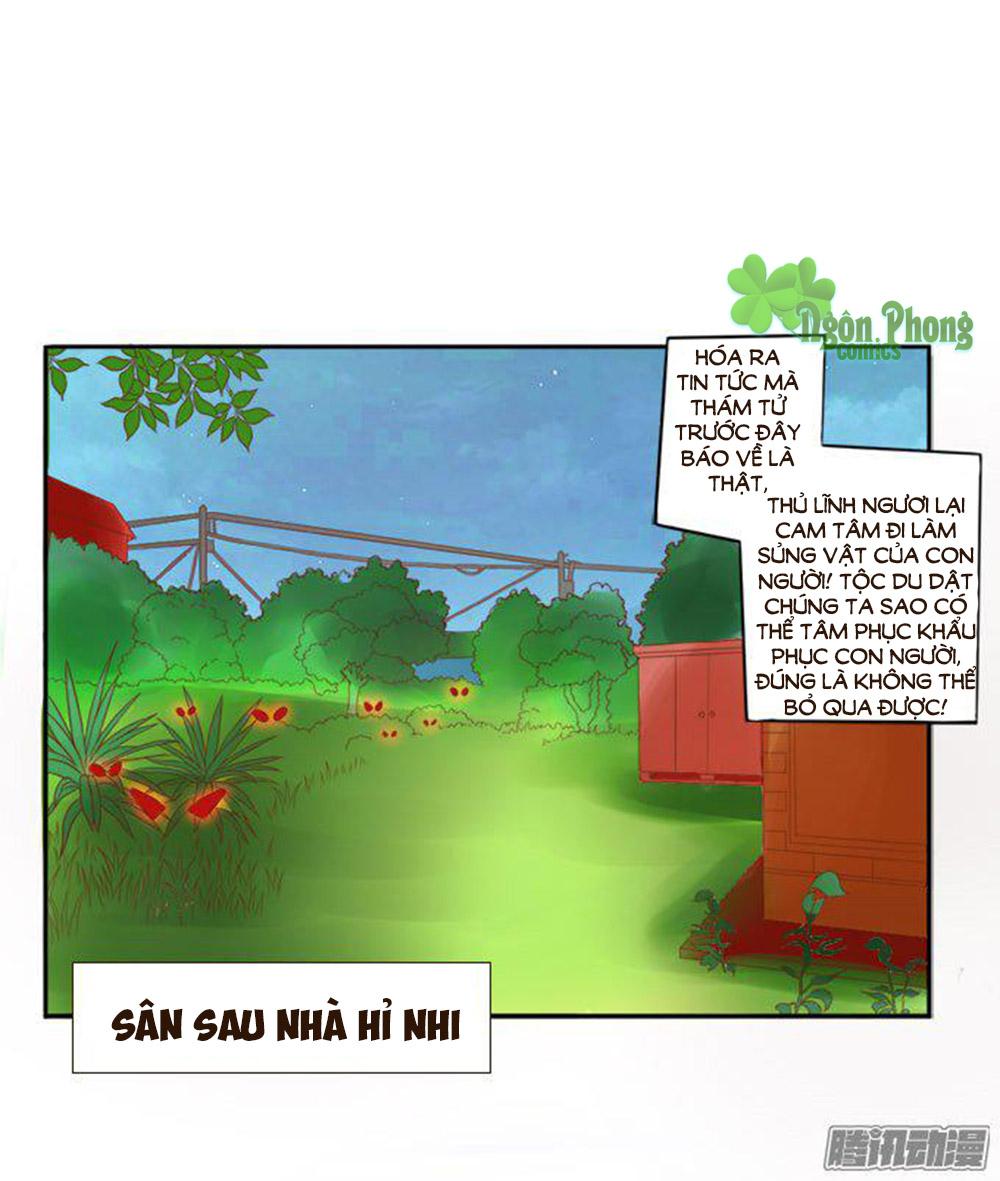 Ma Vương Luyến Ái Chỉ Nam Chap 35 - Next Chap 36