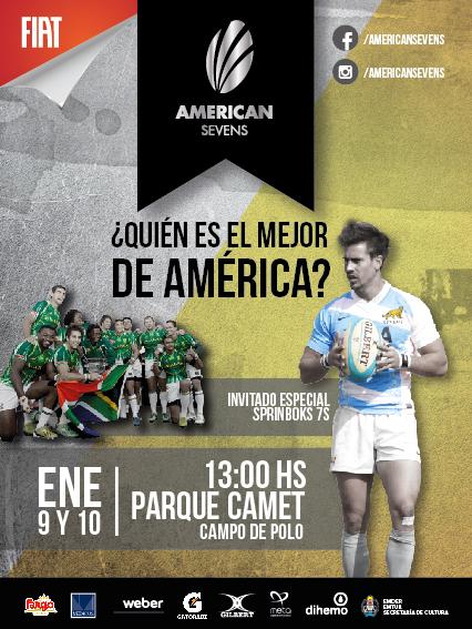 American Sevens 2016 - Mar del Plata