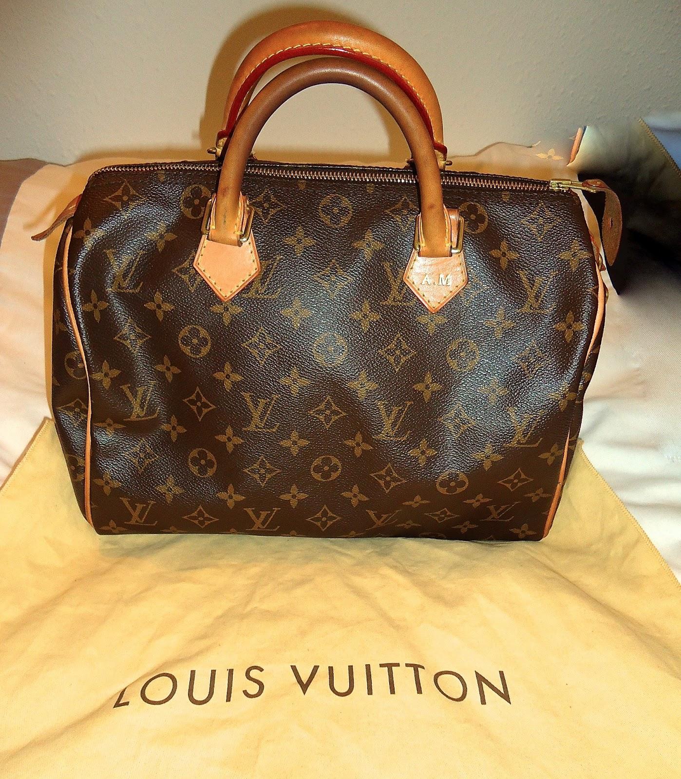 Bolso Louis Vuitton Speedy 30 Precio