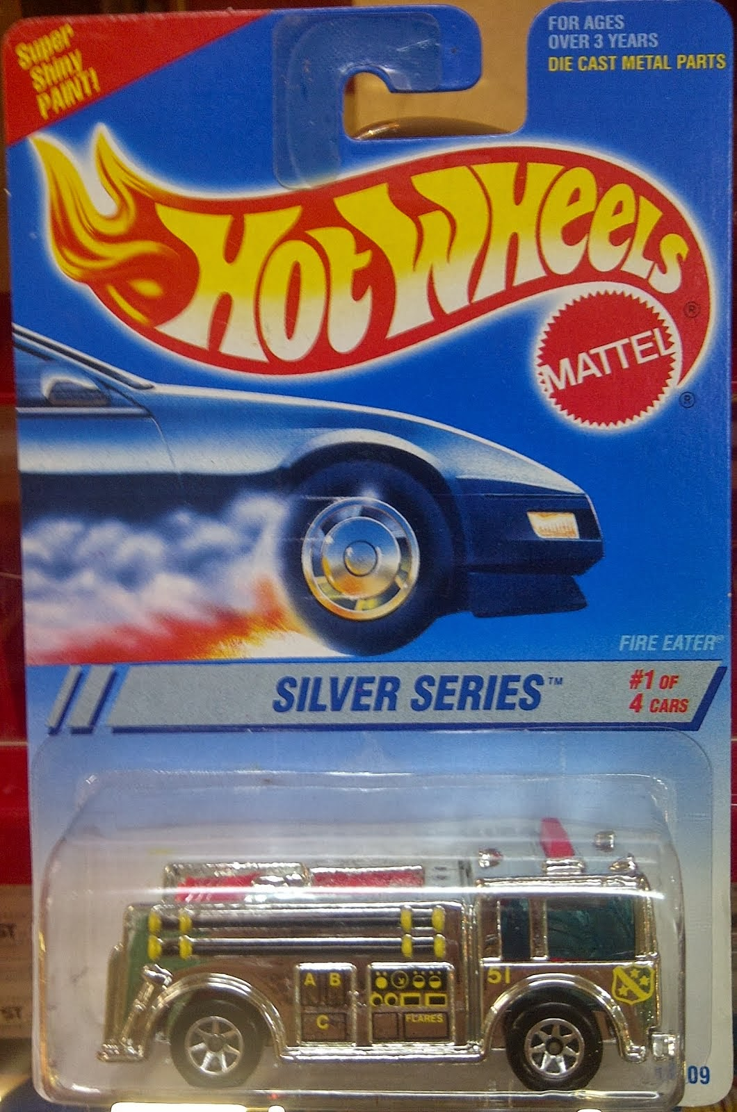 HW Fire Eater chrome (1995)