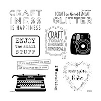 August Stamp of the Month 2018 - For The Love of Crafting