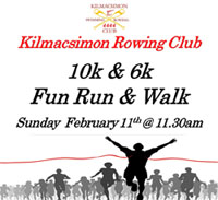 10k nr Inishannon in Cork...Sun 11th Feb 2018