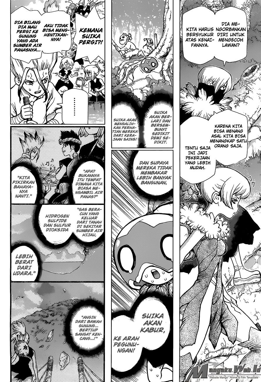 Dr. Stone Chapter 49-7