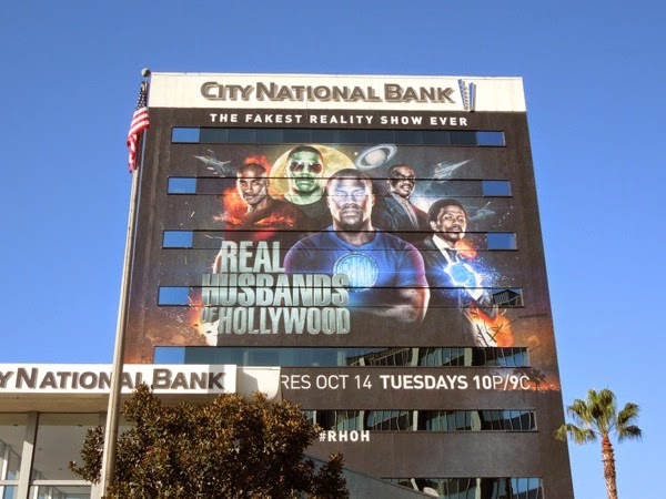 Real Husbands of Hollywood season 3 billboard