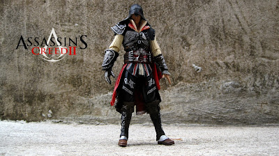 Assassin on Assassin S Creed Ii Brotherhood   Ezio Auditore Da Firenze  Legendary