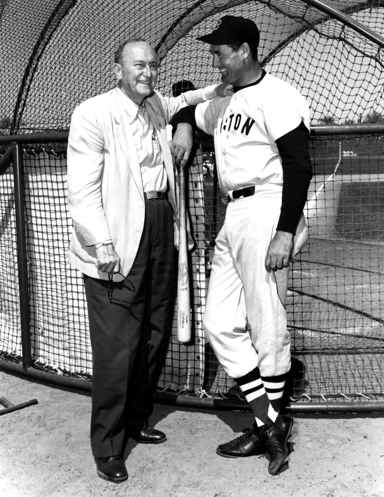 ted williams vs ty cobb essay Ty cobb is baseball royalty the immortal life of ted williams each section begins with an original essay by a living hall of famer who played.