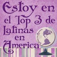 QUEDE EN EL TOP 3