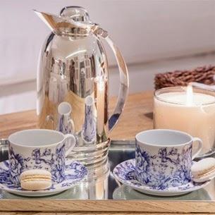 Theodora Home acessórios para café da manha garrafa térmica