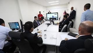 Justiça alagoana realiza primeira audiência por videoconferência com preso