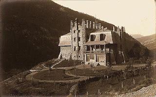 xalet fabrica asland clot del moro cemento tren guardiola castellar n'hug berga