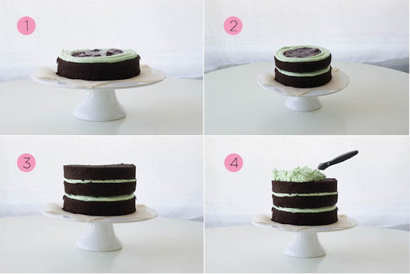 Diy wedding cake monogram cake toppers coco cake land cake i had a lovely time creating this super cute do it yourself wedding cake for my awesome and in real life internet pal jan halverson of the amazing design solutioingenieria Choice Image