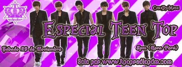 ESPECIAL DE TEEN TOP