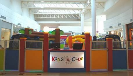 Kids Club no Shopping Grande Rio