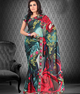Saree Design For This Year Eid+(22) Eid Collection Saree Design