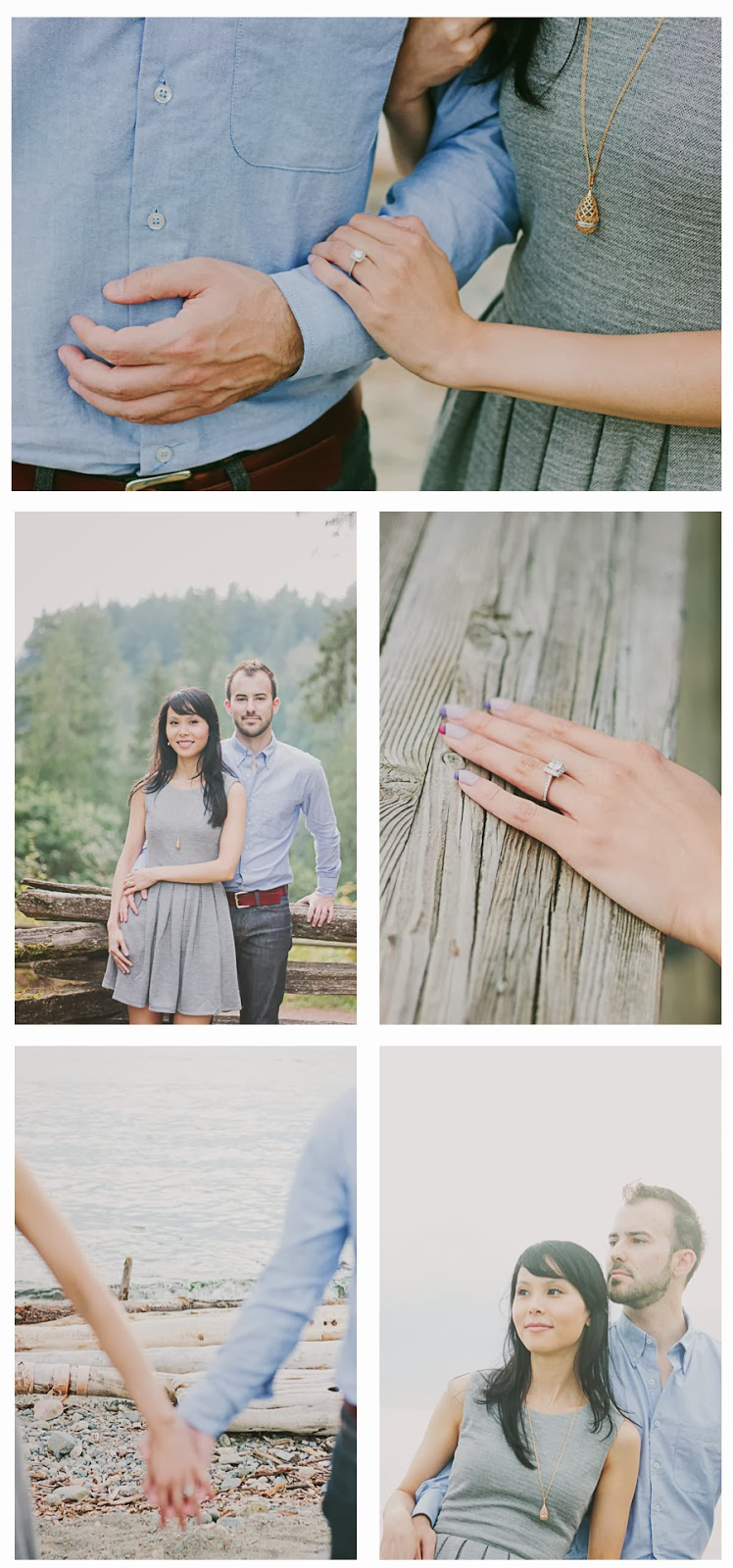 west coast engagement alternative wedding photographer vancouver