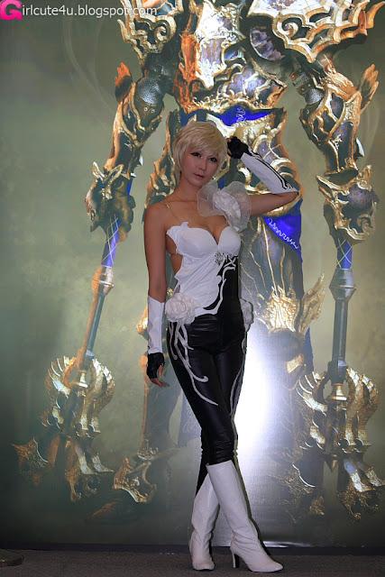 3 Lee Si Eun - G-Star 2011-very cute asian girl-girlcute4u.blogspot.com