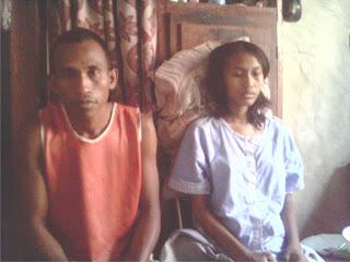 Sakit, Pelajar SMPN-6 Kobi Terbaring Lemah