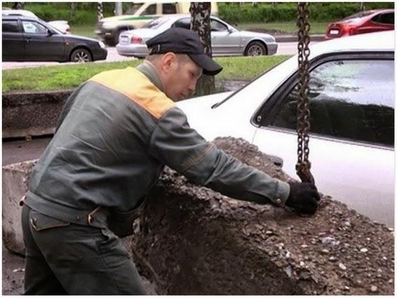 Denda Parking Kereta Paling Pelik Hanya Di Russia