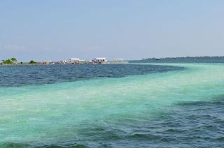 Virgin Island Bohol Sandbar
