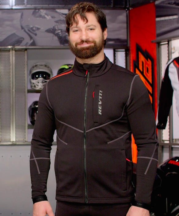 REV'IT! Nanuk Motorcycle Jacket