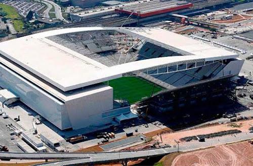 Um ano após a Copa Arena do Corinthians ainda está em fase de conclusão