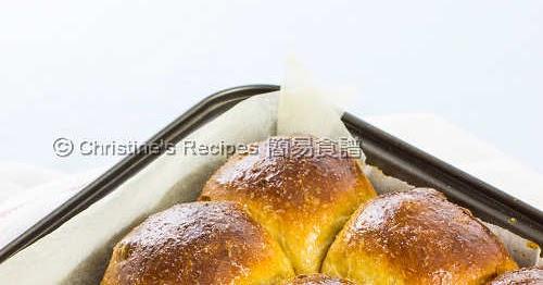 黑糖提子全麥餐包【軟綿湯種包包】Tangzhong Sultana Wheat Buns