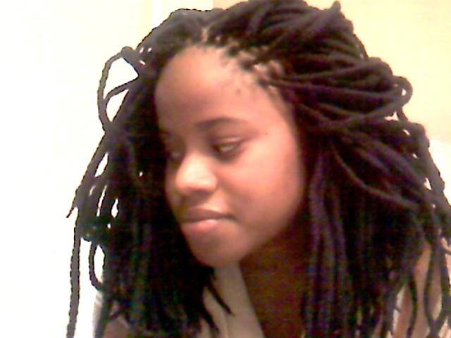 YARN braid # 4 | NaturAL!.....again