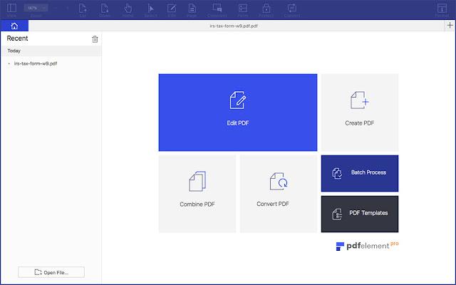 Descargar Wondershare PDFelement Professional