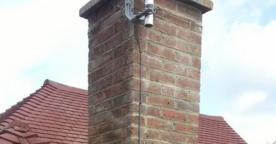 Royal Roofing Services Blog Chimney Re Pointed Garage