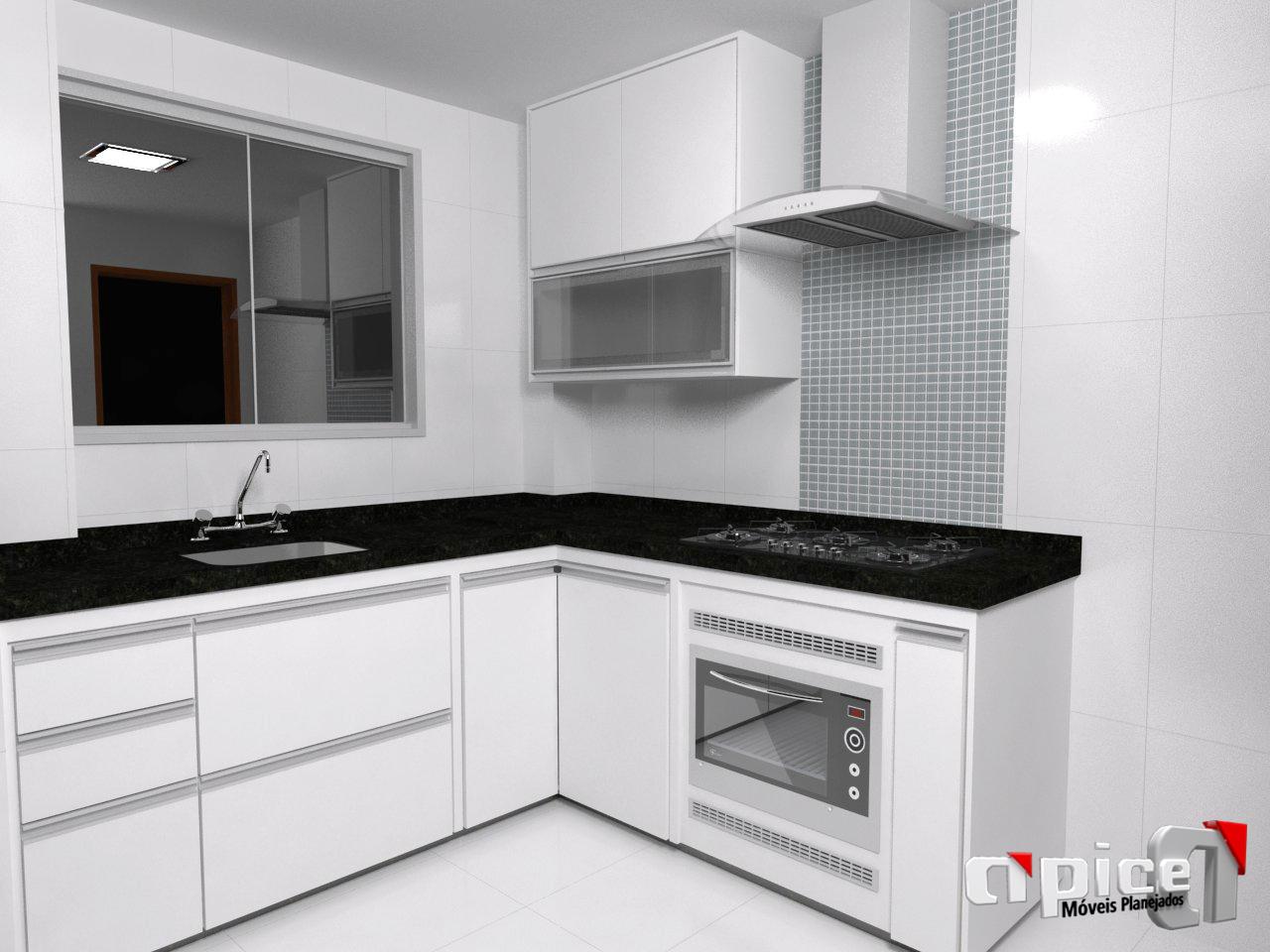 decoracao de cozinha quanto custa – Doitricom # Quanto Custa Um Armario De Cozinha Planejado Pequeno