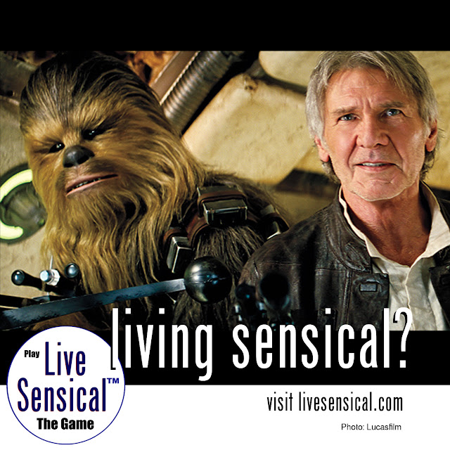 "Iconic livesensical.com? -  ""The minute Harrison (Ford) and Chewie walked on board the Millennium Falcon — that was incredible,"" Lucasfilm president Kathleen Kennedy tells. ""Every single person on the set was stunned. I remember turning around, and there must have been 200 people gathered behind me — completely quiet. I didn't even know they were there. The whole crew had stopped working, staring at the monitor, because it was so iconic."""