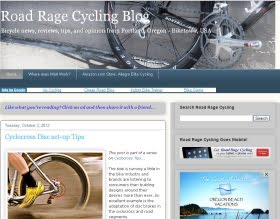 Get more news, tips, reviews, and opinion from Matt at RoadRageCycling.com